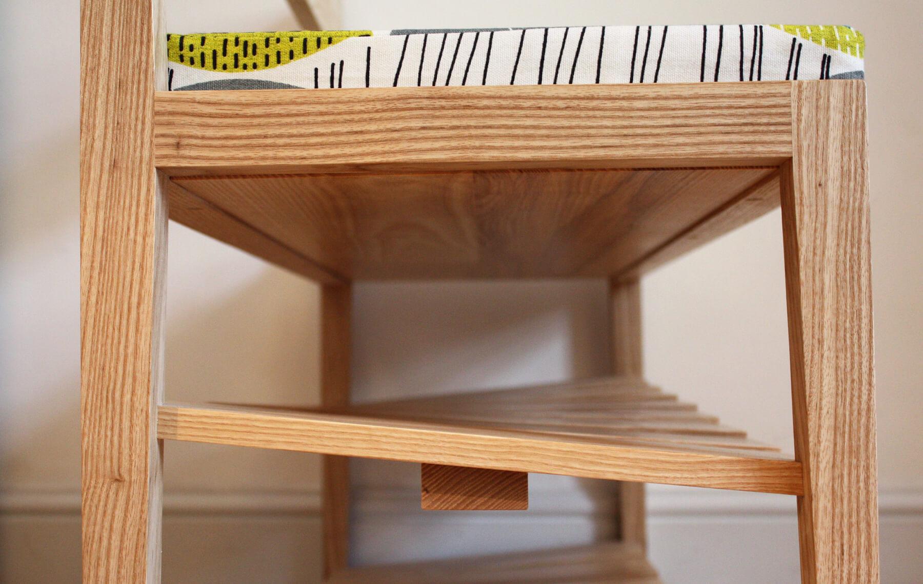 Ripple Bench Ab Furniture